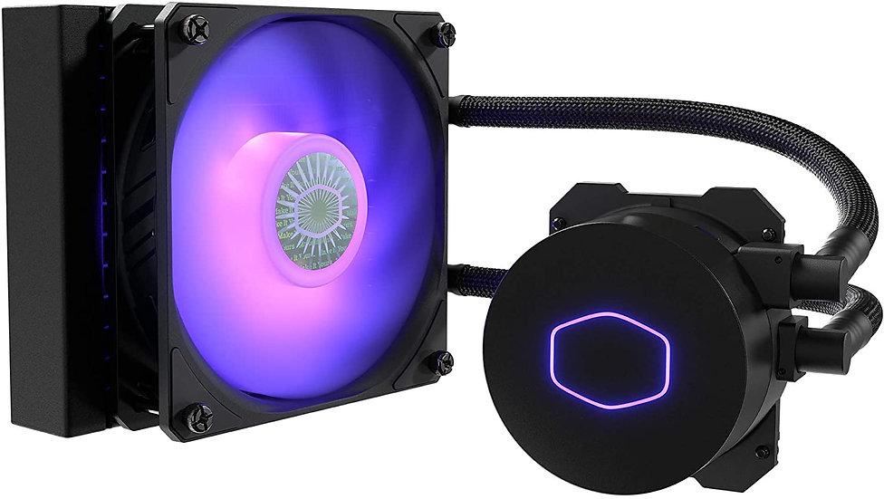 Cooler Master MasterLiquid ML120L V2 RGB CPU Liquid Cooler