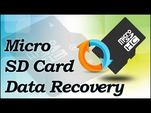 Micro SD Card Data Recovery Service