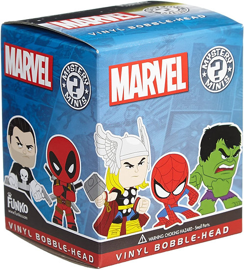 Funko Mystery Mini  Marvel Superheroes Blind Box