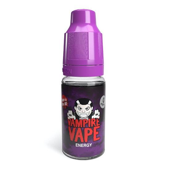 Energy - 10ml Vampire Vape E-Liquid