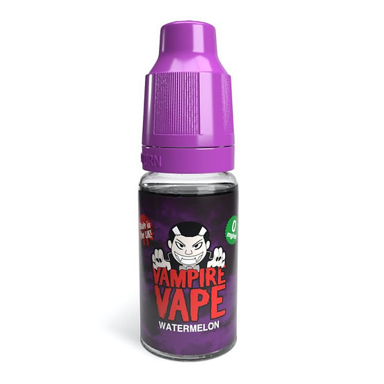 Watermelon - 10ml Vampire Vape E-Liquid