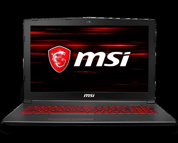 MSI GV62 8RC Gaming Laptop