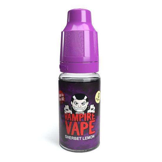 Sherbet Lemon - 10ml Vampire Vape E-Liquid