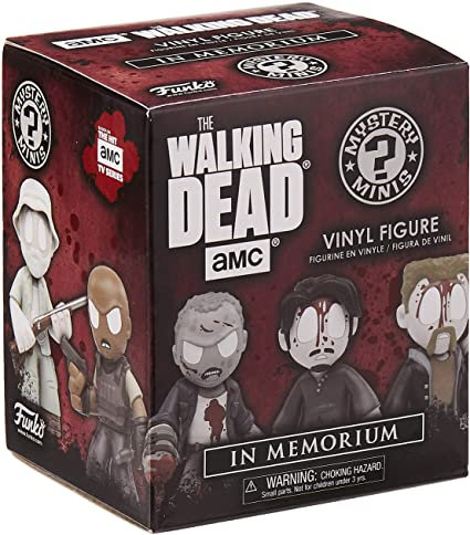 Funko Mystery Mini The Walking Dead In Memorium Blind Box