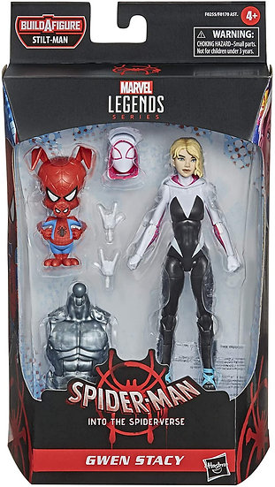 Hasbro Series Spider-Man: Into the Spider-Verse Gwen Stacy