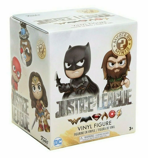 Funko Mystery Mini Justice League Blind Box