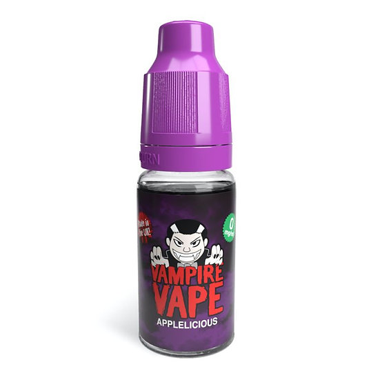 Applelicious - 10ml Vampire Vape E-Liquid