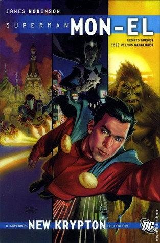 Mon-El Vol. 1: A New Krypton Collection