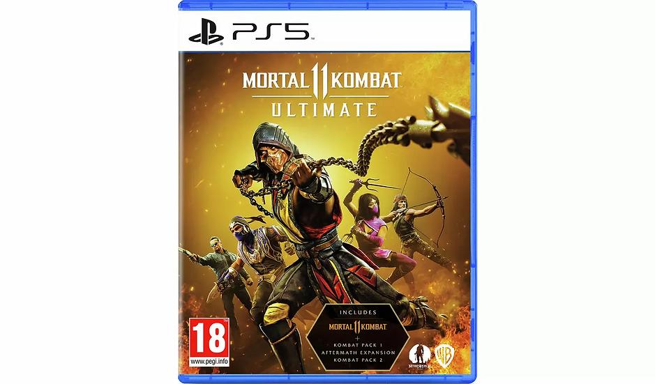 Mortal Kombat XI Ultimate PS5 Game