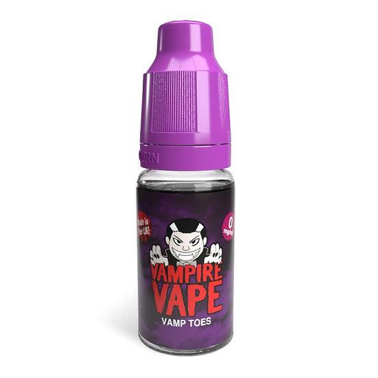 Vamp Toes - 10ml Vampire Vape E-Liquid