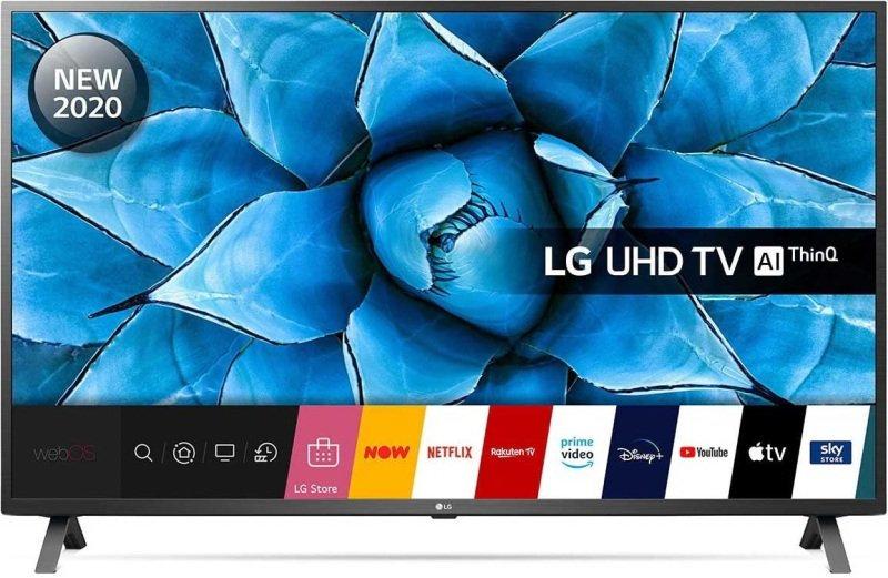 "LG 50UN73006LA 50"" Smart 4K Ultra HD LED TV with HDR10 Pro"