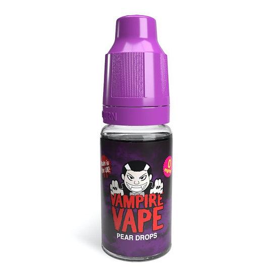 Pear Drops - 10ml Vampire Vape E-Liquid