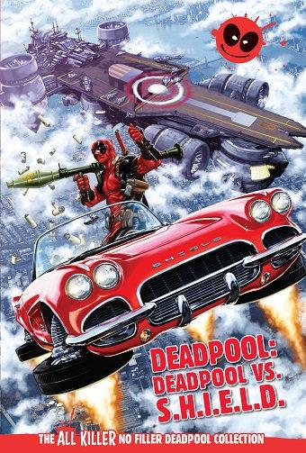 Deadpool Vs Shield