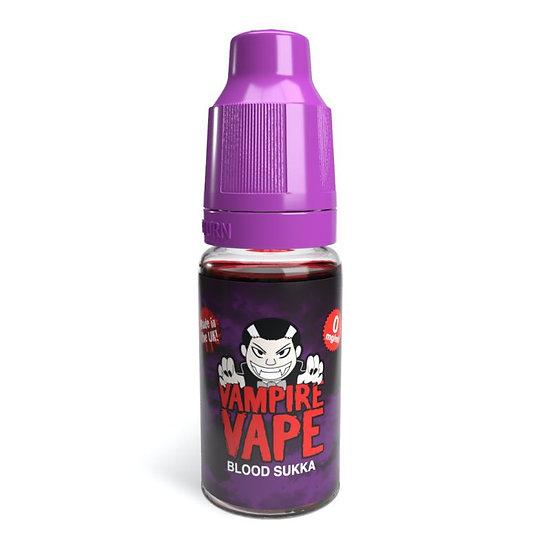 Blood Sukka - 10ml Vampire Vape E-Liquid
