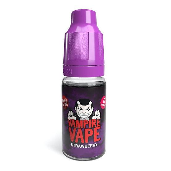Strawberry - 10ml Vampire Vape E-Liquid