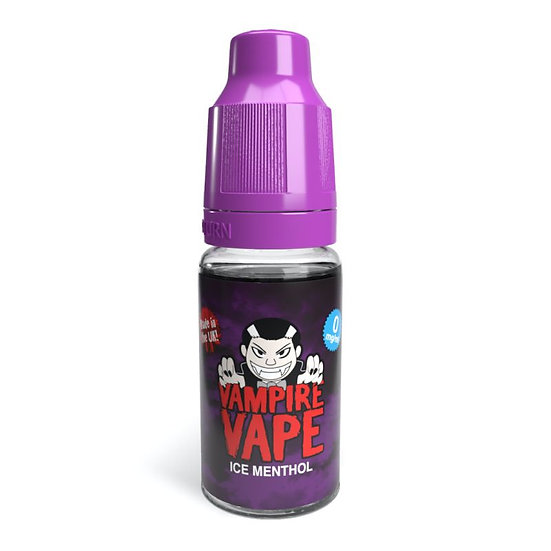 Ice Menthol - 10ml Vampire Vape E-Liquid