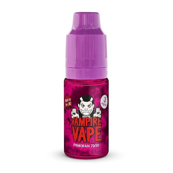Pinkman 70/30 10ml Vampire Vape E-Liquid