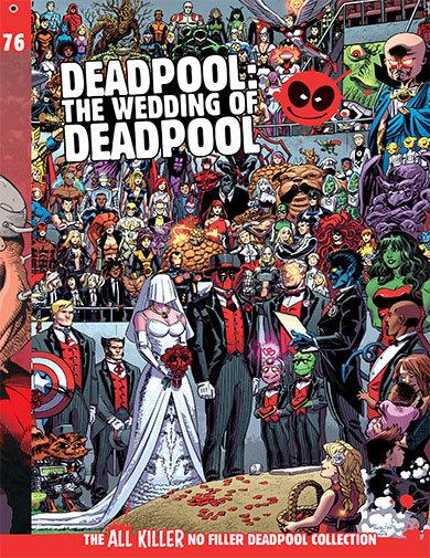 Wedding Of Deadpool