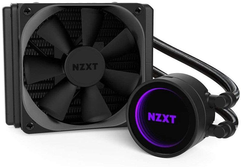 NZXT Kraken M22 120mm - All-In-One RGB CPU Liquid Cooler