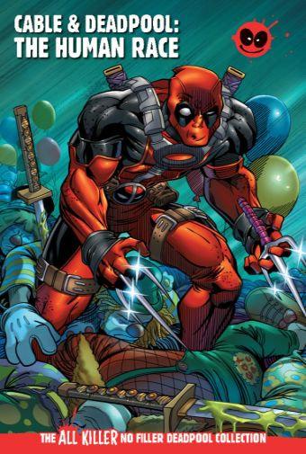 Cable & Deadpool: The Human Race