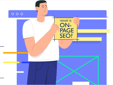What is On Page SEO?