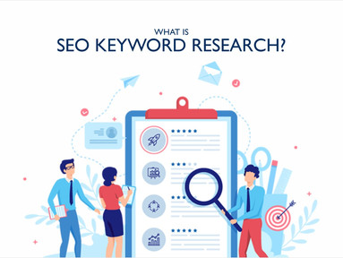 What is SEO Keyword Research?