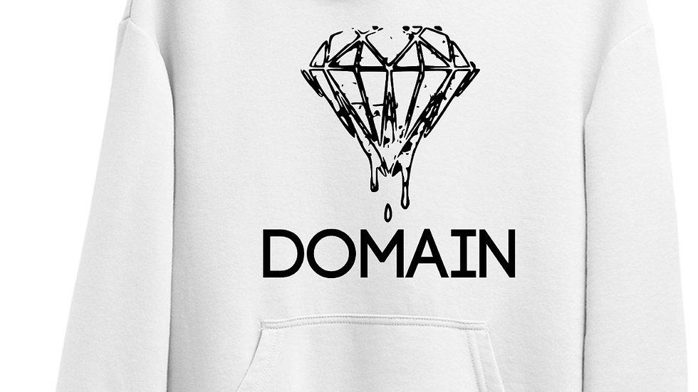Domain Diamond Logo OG Hoodie