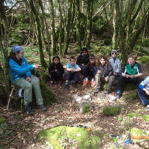 In our outdoor classroom we teach the necessary Bushcraft and survival skills, to groups of all ages.