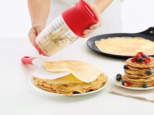 Lékué Kit crêpe et Pan-cakes