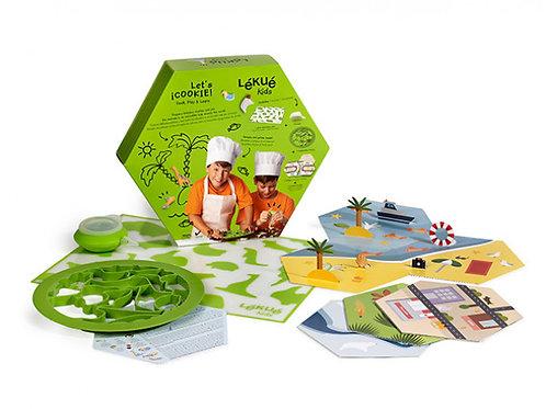 Lékué Kit de Cookies pour enfants