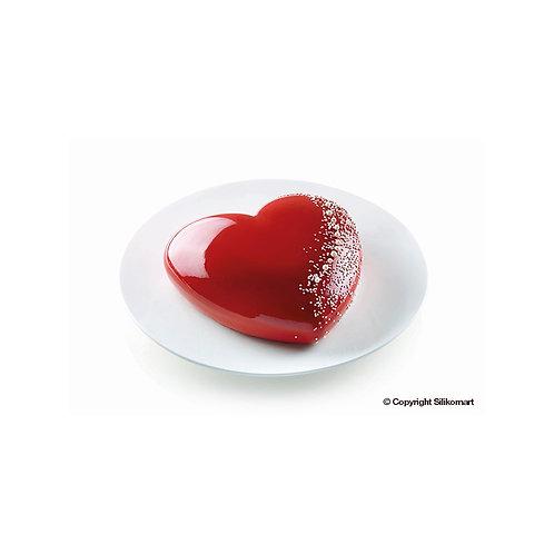 Silikomart   Moule silicone Batticuore Forme Coeur