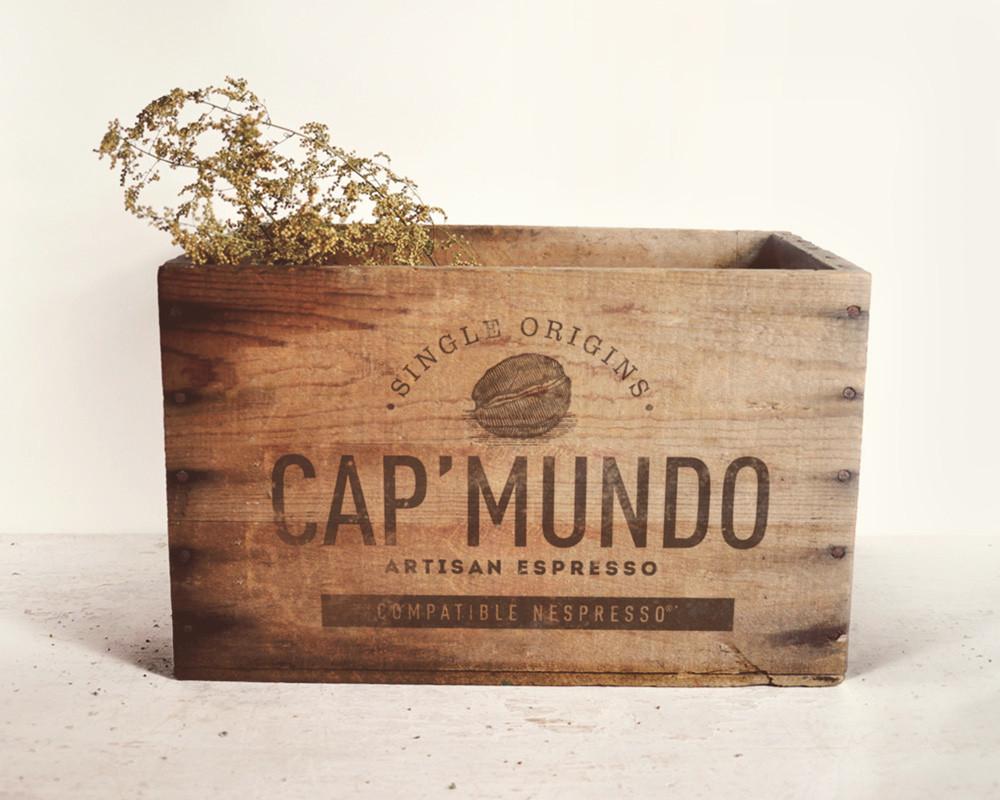 capsules de café compatibles nespresso Cap Mundo
