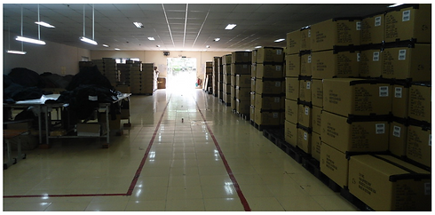 PACKAGING WAREHOUSE