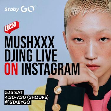 [stabyGO] Saturday L.A.D Night LIVE DJING