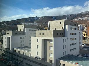 Immeuble Les Platanes Nord à Sierre