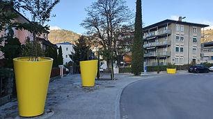 Rue des Condémine à Sion