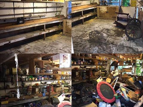garage clearnce