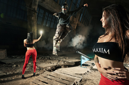 Maxim - Magazín