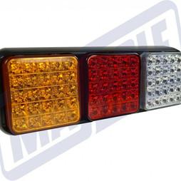 LED triple modual Lamp