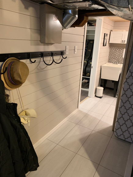 Laundry Room Rack