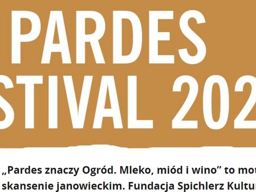 pardes to nie znaczy ogród :)