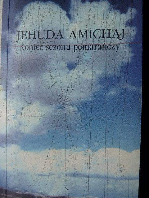 Jehuda Amichaj Koniec sezonu pomarańczy