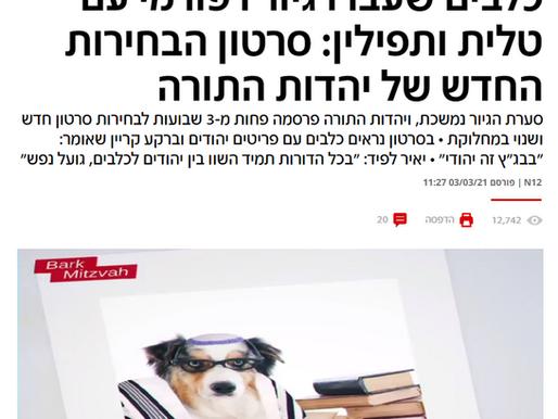 żyd żydowi psem