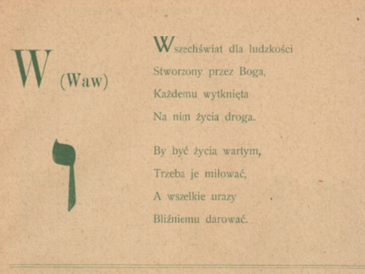 etyka w alfabecie