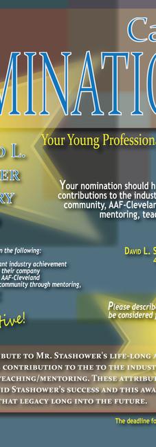 Rising Star Award Flyer