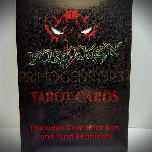 Forsaken Tarot Card Set