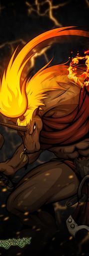 Vesuvius Lok, Sentinel of Fire