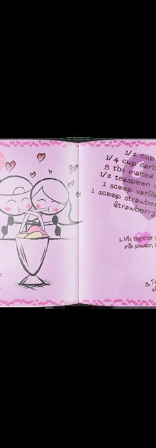 """Fountain of Love"" TheyDrawandCook Recipe"
