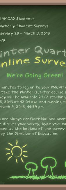 Online Surveys Flyer