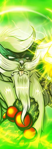 Chief Jupa, Sentinel of Thunder